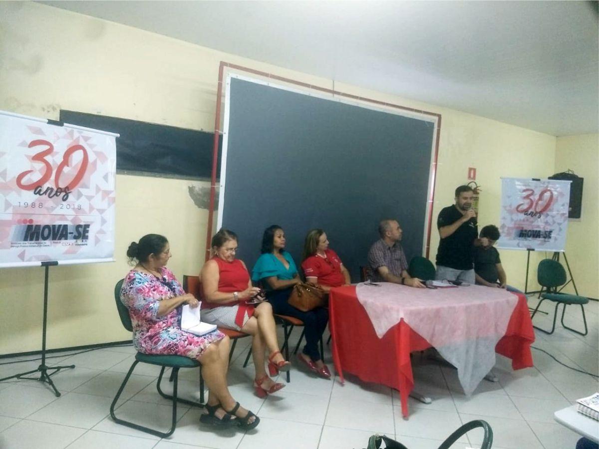 Sinsempece participa de reunião visando estratégias para o ano de 2019
