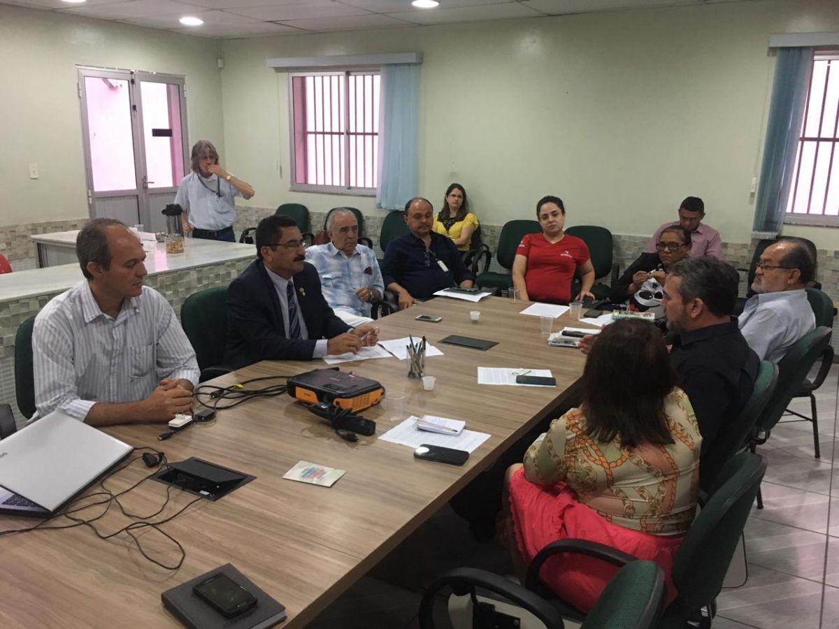 Sinsempece participa de reunião do Fuaspec