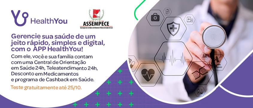 Parceria da ASSEMPECE com Plataforma de Telemedicina oferece suporte médico remoto com condições especiais para associados à Assempece